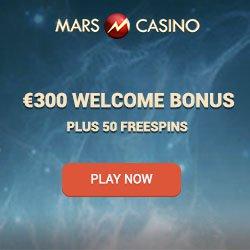 Mars Casino Banner