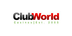 Club World Casinos Logo