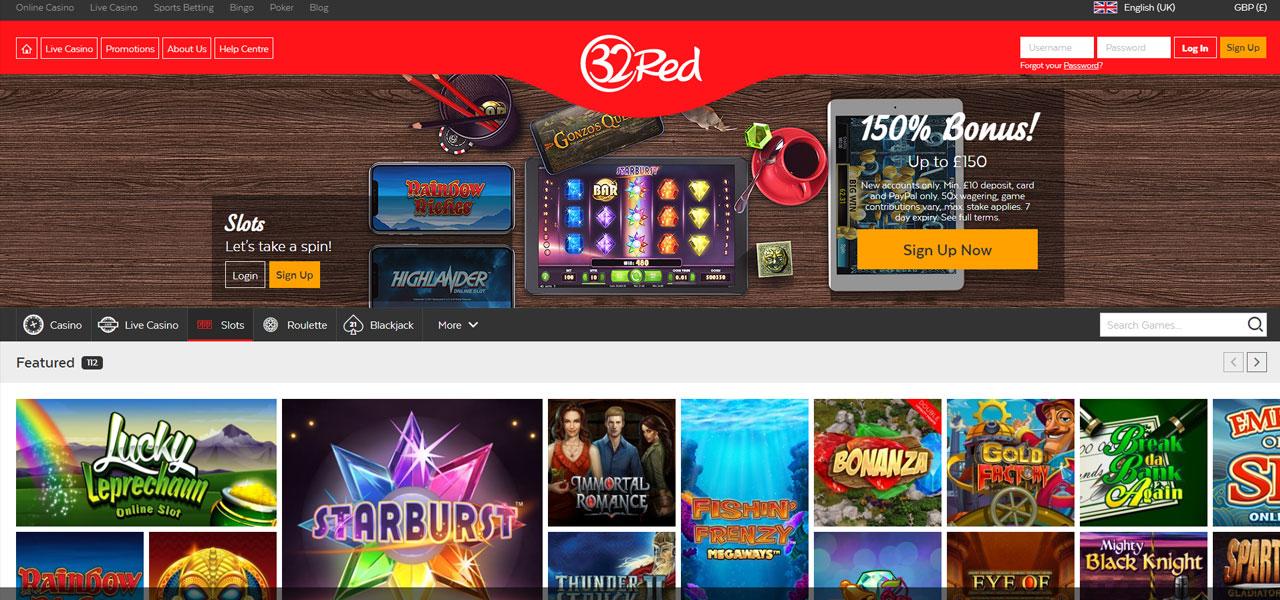 32Red Casino